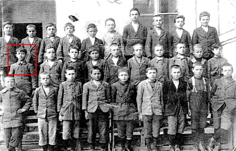 1920 in III elementare - Reggio Emilia