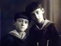 1922 con Ermanno