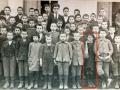1920-21 tra i compagni di III elementare - Reggio Emilia