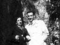 1941 con mamma Agnese - Camogli