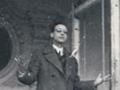 1945 orazione funebre al cimitero - Cavriago