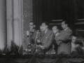 1950 11 10 con De Gasperi e Tesini - Modena