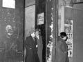 1950 con Bersani all'uscita dalle ACLI - Bologna