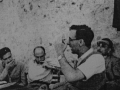 1951 parlando dal tavolo - Rossena