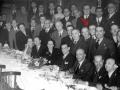 1946 con De Gasperi e dirigenti DC - Roma