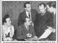 1946 con Togliatti Iotti Amadei e Basso - Roma