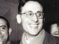1950 01 08 a Milano, oratore a un convegno DC