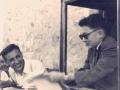 1951 08 con Ardigo e Piacentini