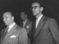 1950 con ministro interni Scelba - Reggio Emilia