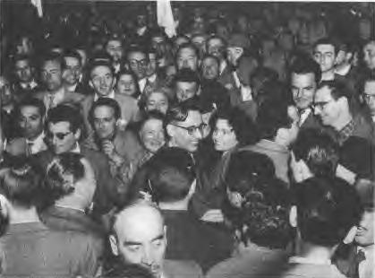 1956 04 campagna elettorale - Bologna