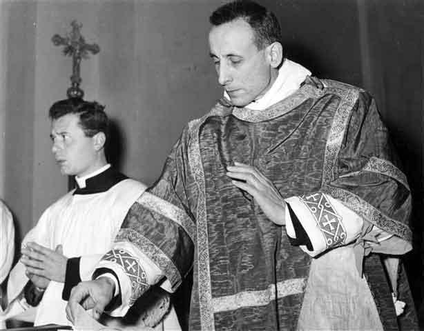 1958 12 07 - suddiaconato - Bologna