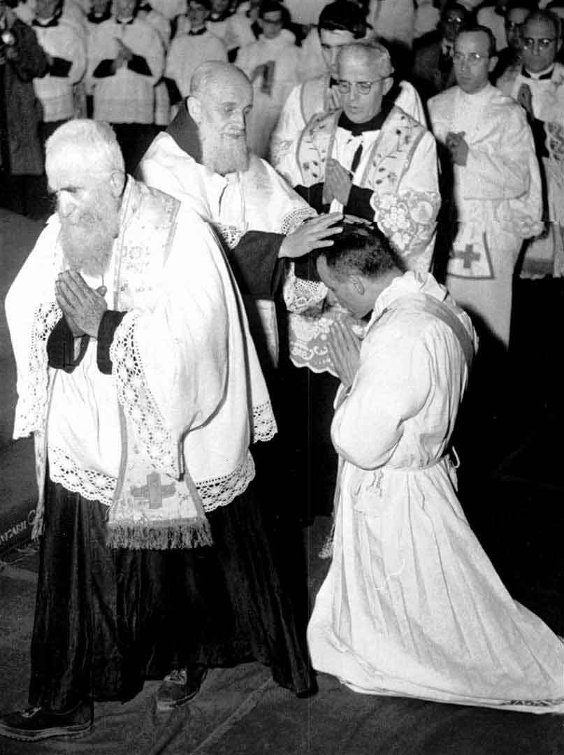 1959 01 06 - ordinazione presbiterale 5 _ padre-olinto-marella - Bologna