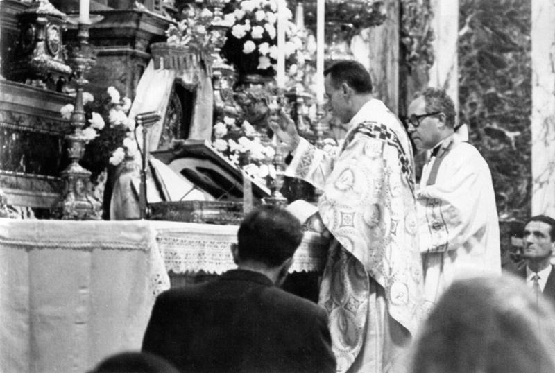 1959 01 07 Prima messa di GD - San Luca BO