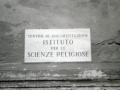 1953 Centro di documentazione, targa rinnovata - Bologna