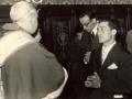 1957 04 con Dante Guaglianone e Lercaro