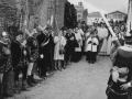 1962 alle porte Abbazia Monteveglio - Consegna del Cero - Athos Gianni Z Efrem Umberto