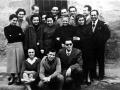 1953 Centro di documentazione, foto di gruppo - Bologna