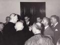 1957 09 al congresso eucaristico Bologna