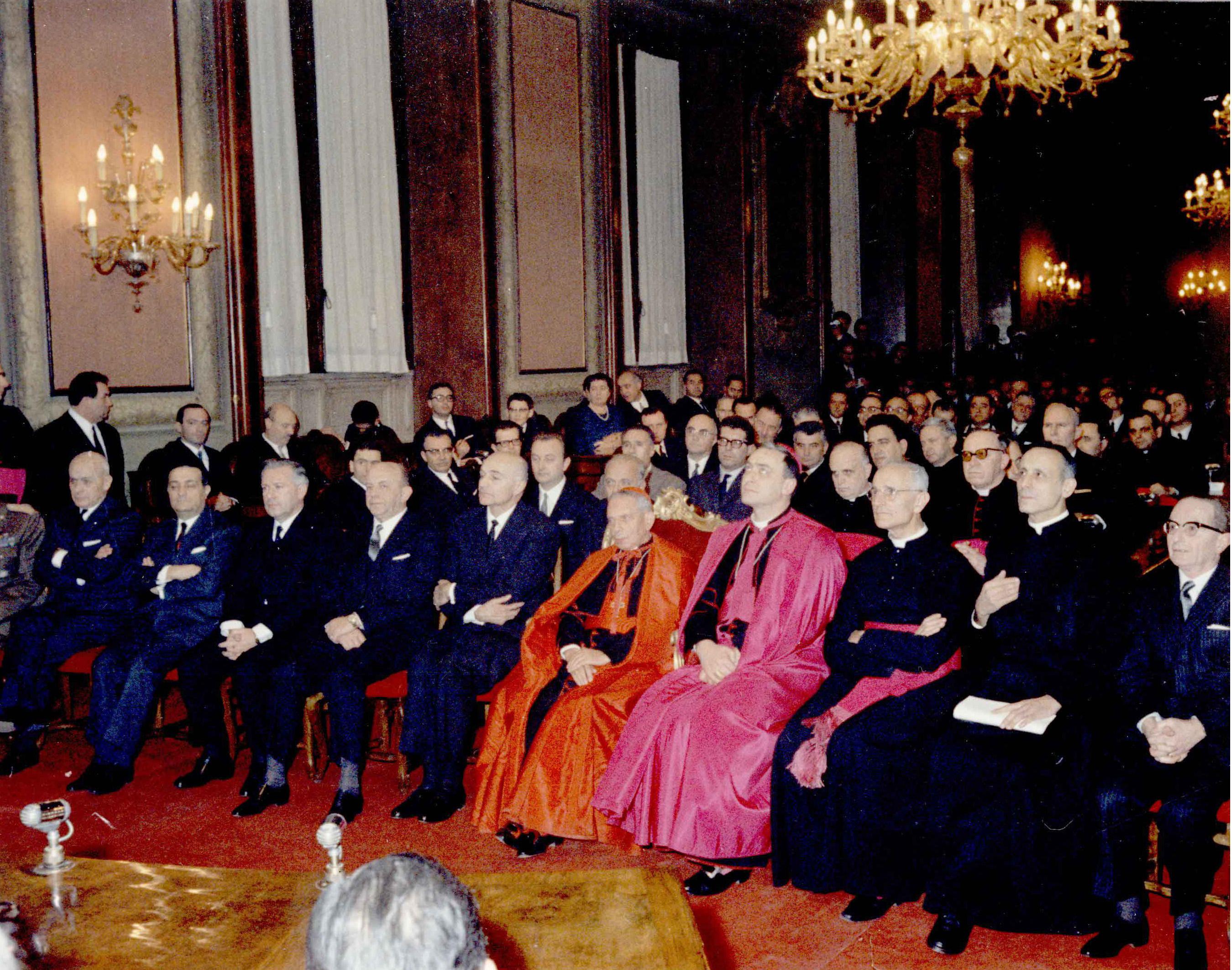 1966 11 26 cittadinanza Lercaro - Bologna