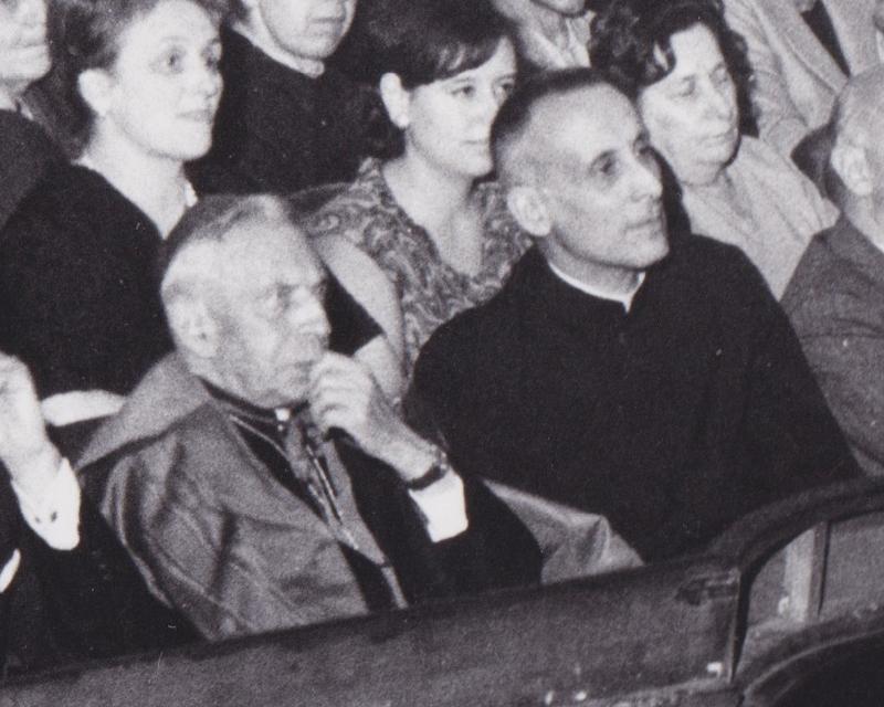 1967 09 con Lercaro congresso eucaristico 03 (particolare) - Bologna