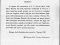 1967 01 02 nomina di Dossetti a Provicario generale - Bologna