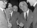 1966 11 26 con il sindaco Fanti - Bologna
