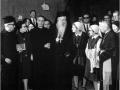 1967 10 con Lercaro e Atenagora a Santa Priscilla - Roma