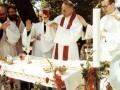 1971 05 30 messa professione Silvia Maria - S. Antonio Monteveglio 3