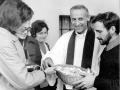 1971 11 con Athos Righi - S. Antonio, Monteveglio