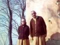 1980 con Silvia Maria T. - Sant Antonio, Monteveglio