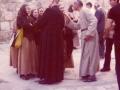 1976 9 16 con mons. Poma - Sepolcro