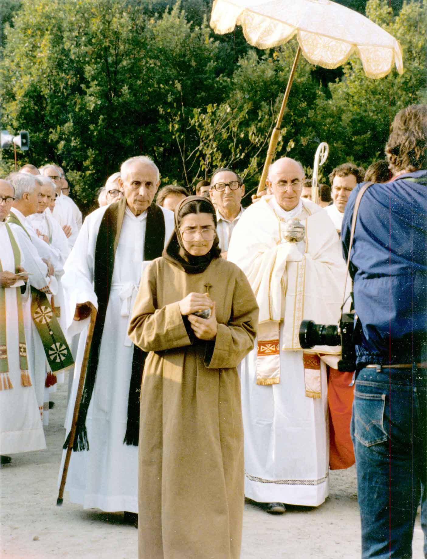 1985 09 15 Pellegrinaggio diocesano - Montesole (03)