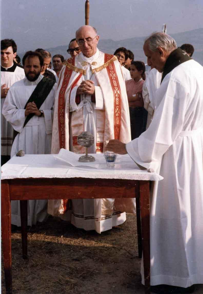 1985 09 15 Pellegrinaggio diocesano - Montesole (05)