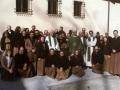 1993 08 con card. Silvestrini e gruppo PFA - Montesole
