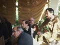 T Gennaio 1976 - sotto la veranda sul retro a Gerico