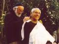 1977 con don Efrem parrucchiere - Gerico