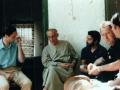1977c - con don Monari e seminaristi di Reggio E. - Gerico