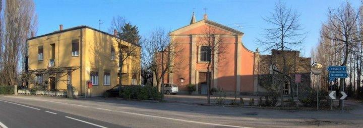 FamVisitaz: 1977 è affidata a don Giovanni Nicolini la parrocchia di Sammartini (BO) dove si sviluppa la sua comunità