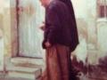 FamVisitaz: 1987 Dossetti con Giovanni Nicolini a Gerusalemme, casa sant'Ignazio