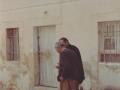 1988 con don Giovanni Nicolini a casa Sant Ignazio Gerusalemme (Custom)