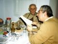 1990 con GPaolo T. - Gerusalemme