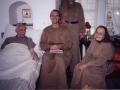 1990 con Tommaso B. e Caterina V. - Casa sant'Ignazio