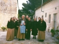 1990 con fratelli di Sammartini - Gerusalemme