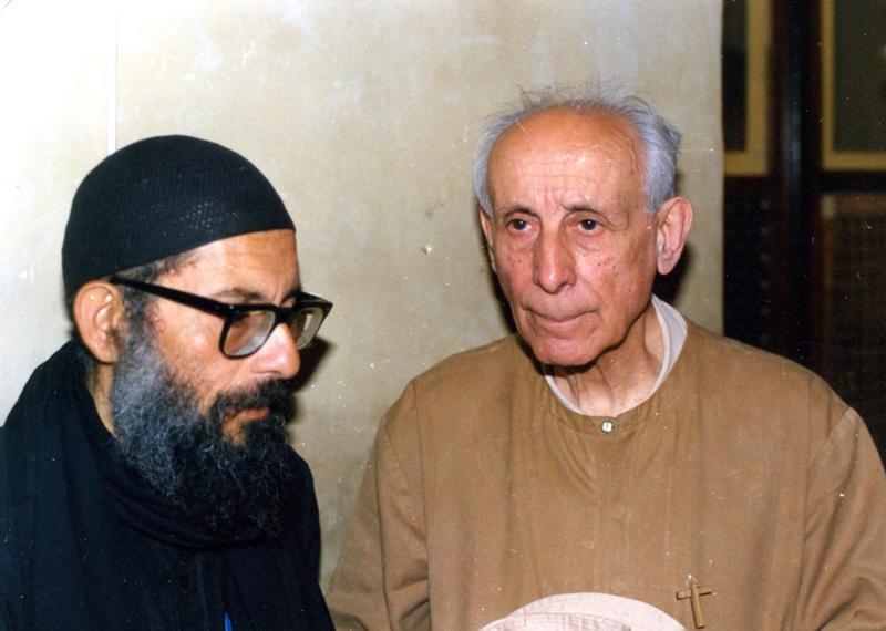 1990 05 monastero di San Macario - Scete Egitto (2)