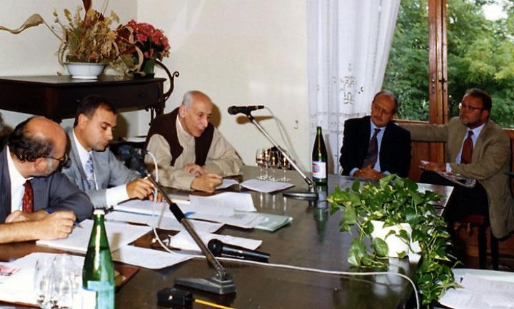 1994 04 con il sindaco Vitali - Bologna
