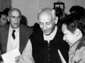 1994 09 16 con Caponnetto in abbazia a Monteveglio
