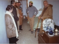 1988 con Ermanno e Angiolina Dossetti e fratelli - Ain Arik