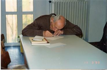 1993 03 11 al tavolo - Oliveto di Monteveglio