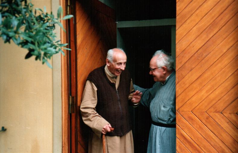 1995 07 14 da don Divo Barsotti - Settignano FI_2