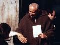 1984 11 01 professione Giovanni Paolo T. - abbazia Monteveglio